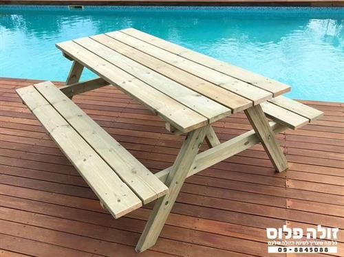 שולחן קקל ענק