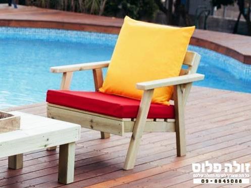ספסל זולה יחיד דגם סוהו
